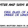 Adriatic Sushi & Oyster Bar Split