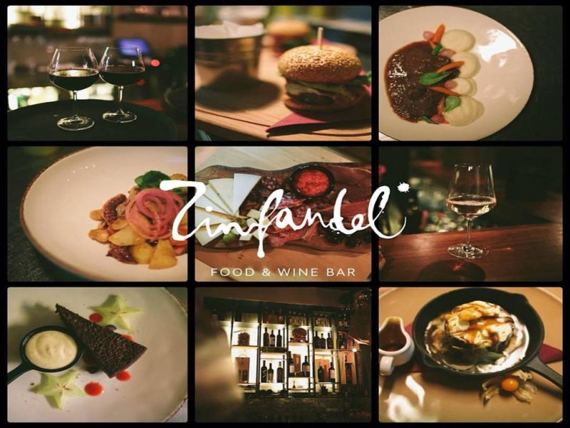 zinfandel food wine bar in split restorani smokvina