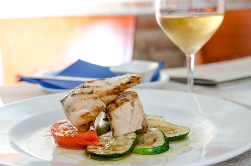 Adriatic sushi oyster bar in split restorani for Adriatic cuisine