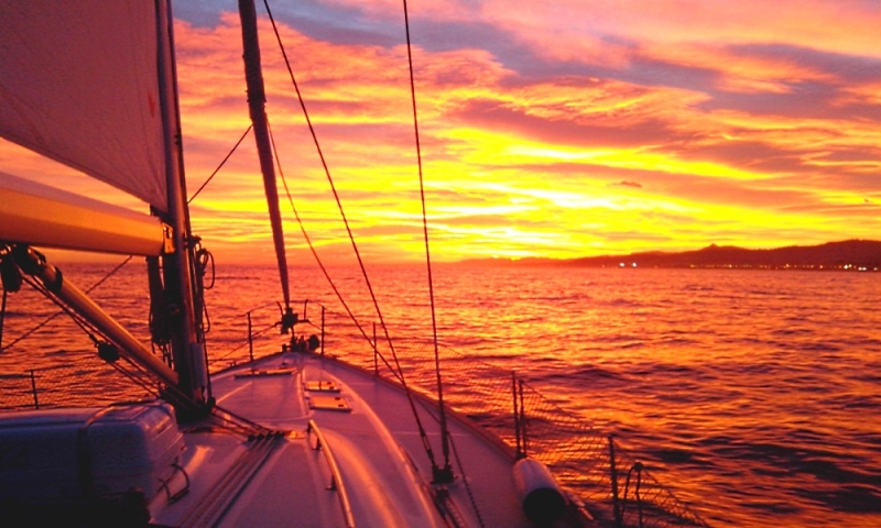 Day Sailing Split Croatia - SUNSET SAILING