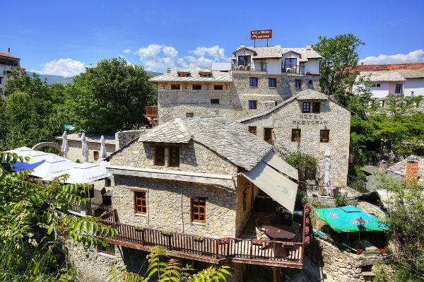 Hotels Kriva Cuprija in Mostar / Hoteli / Smokvina accommodation ...