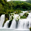 National Park Krka waterfalls & Šibenik tour from Split