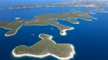 Pakleni islands tour