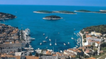 Weekend break in Hvar with Complimentary Sailing