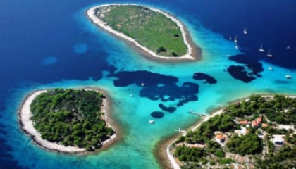 Blue lagoon cruise All inclusive Krknjasi for 43 euro