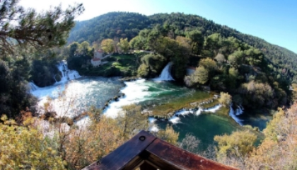 Krka waterfalls tour only 28€ – Per Person