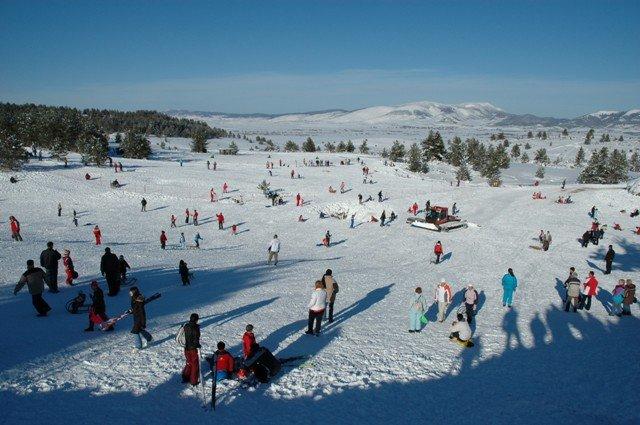 Skijanje na Kupresu