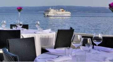 Restaurant Adriatic - location, tradition and excellent service in Split