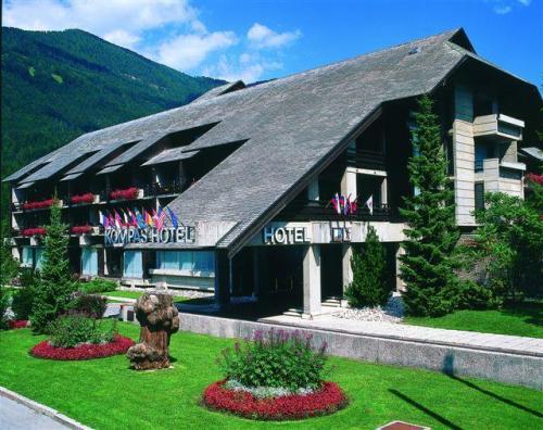Hotel Kompas Kranjska Gora Slovenija 2 3
