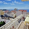 Apartments Antonia top east side balcony divided Makarska 5